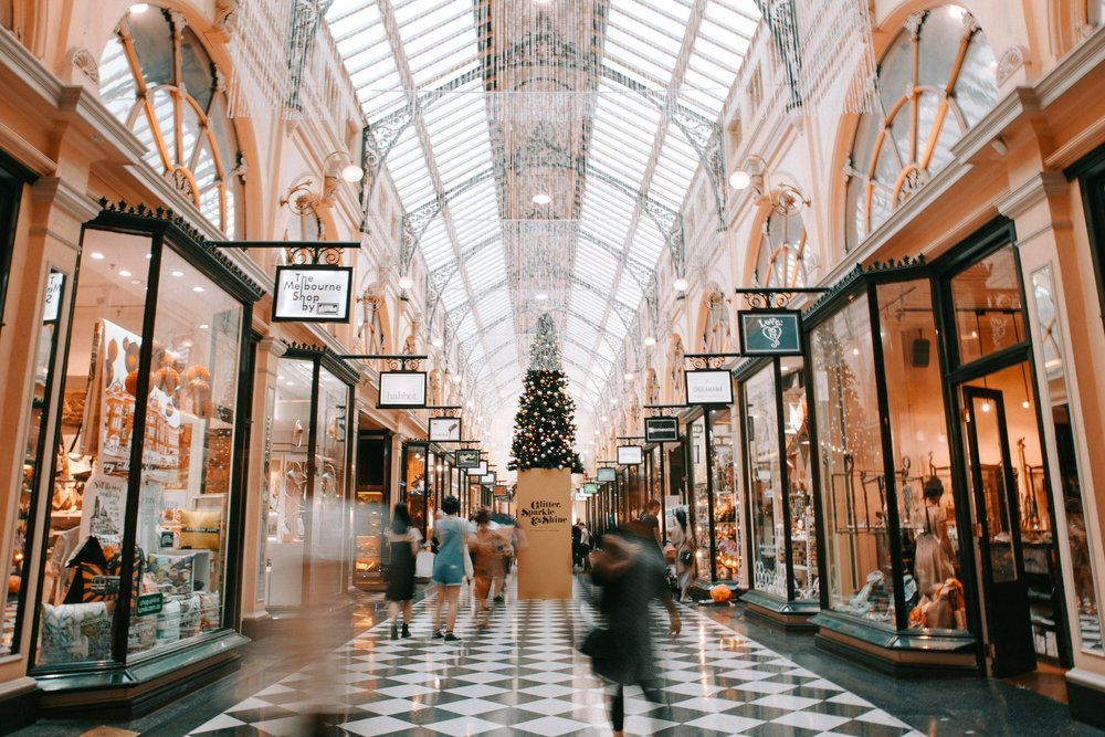 Shopping - The best malls, boutiques, and shops for you to browse