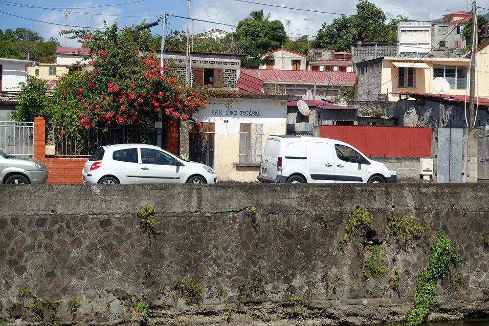 Saint-Pierre, Martinique.