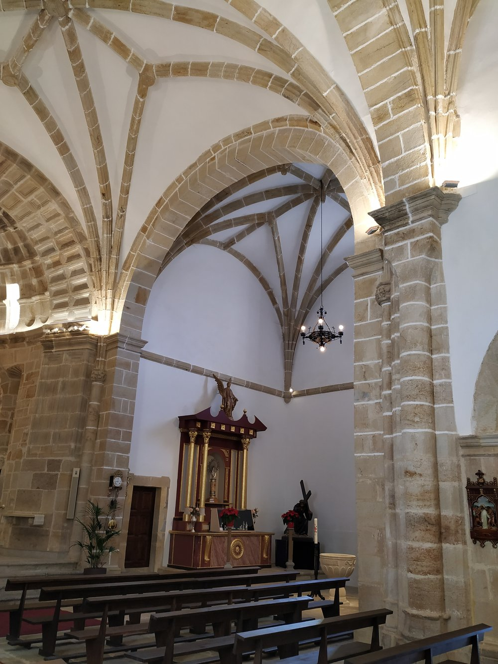 capilla de El Rosario Santa Maria de Toraya
