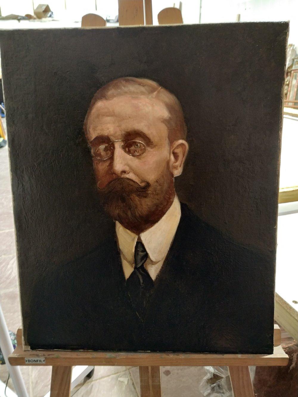 Ramiro Pérez Eizaguirre   Presidente 1909-1913