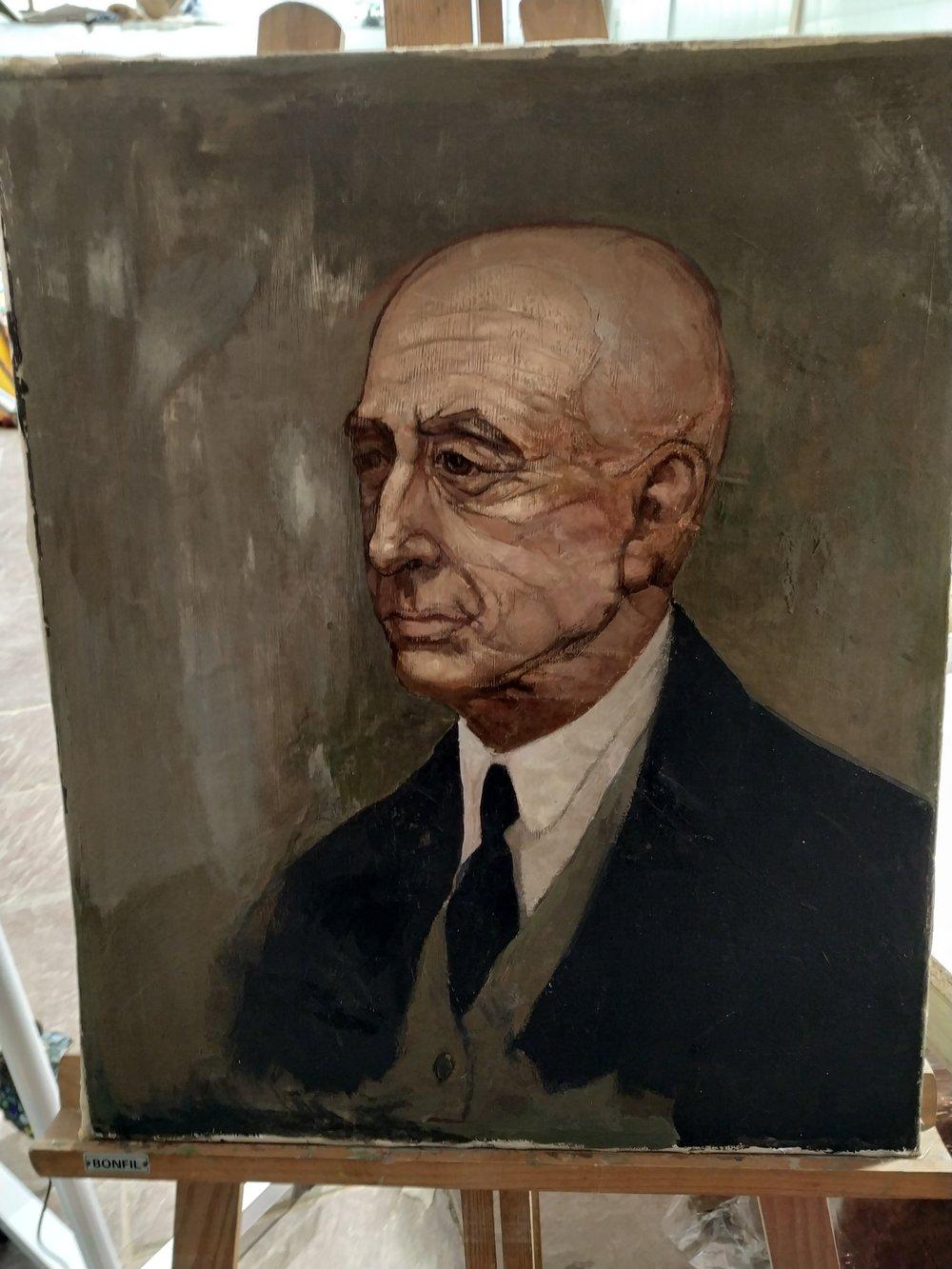 Juan Antonio García Morante   Presidente 1913-1917