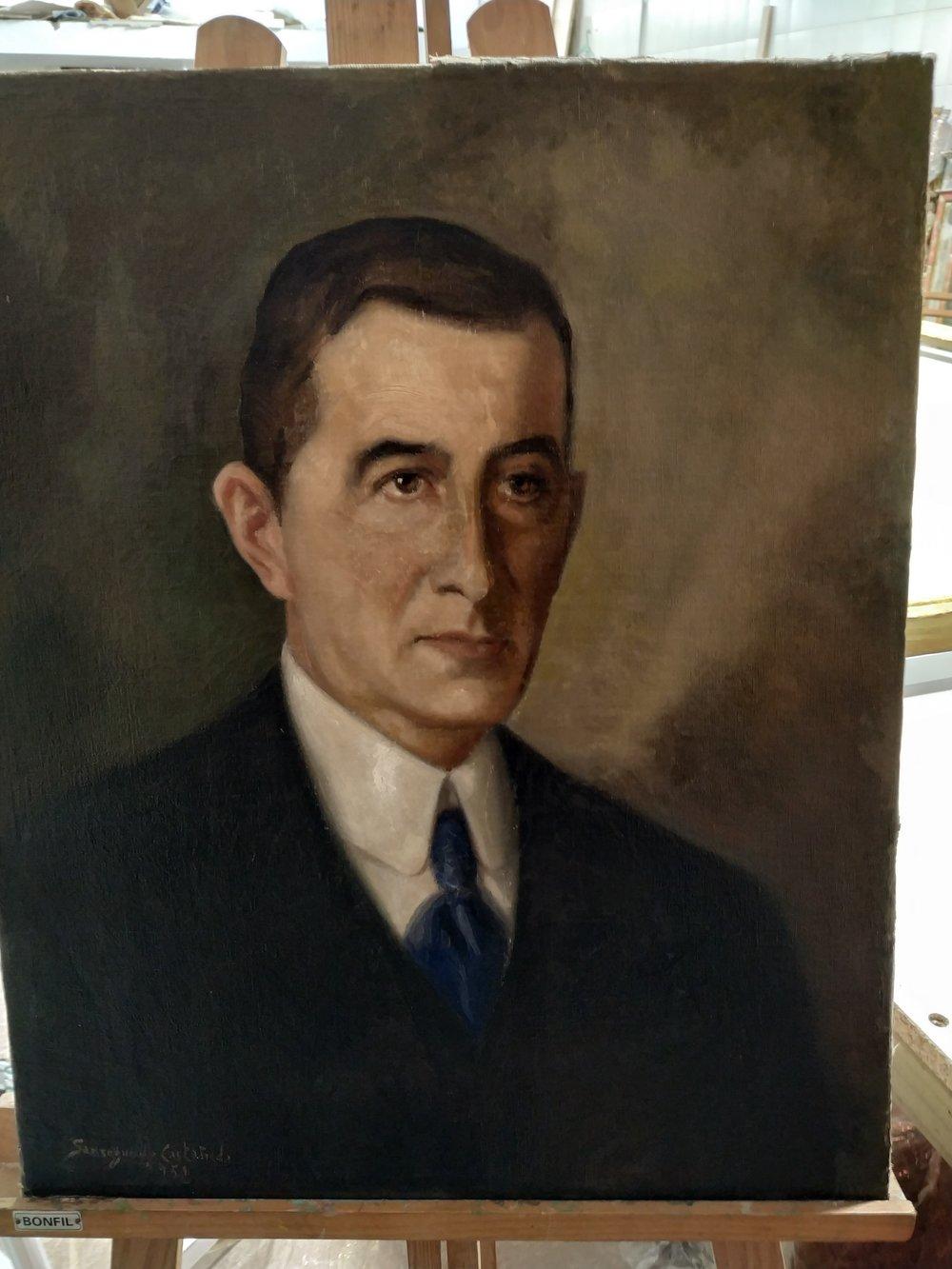 Herminio Lastra Serna   Presidente 1921-1923