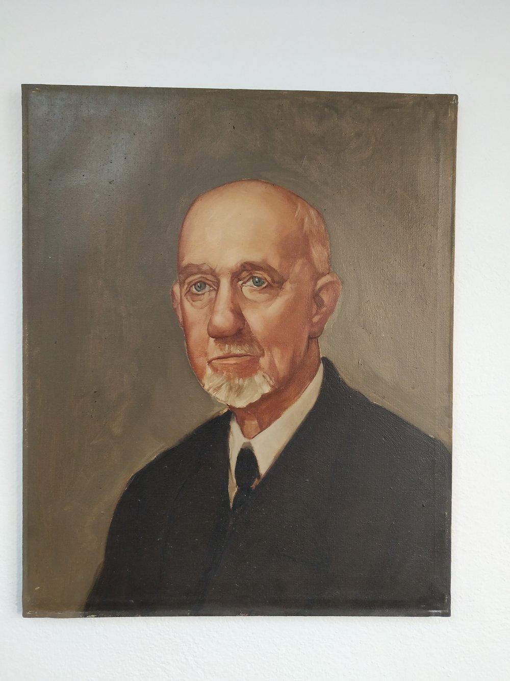 Aurelio Ballesteros   Presidente 1924-1925