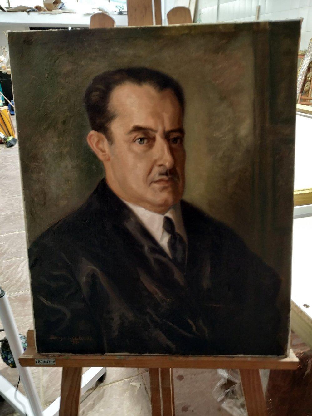 Francisco de Nardiz Pombo   Presidente 1942- 1944