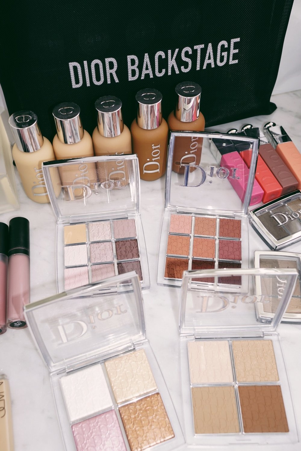 DIOR BACKSTAGE Palettes - ShopLearn more