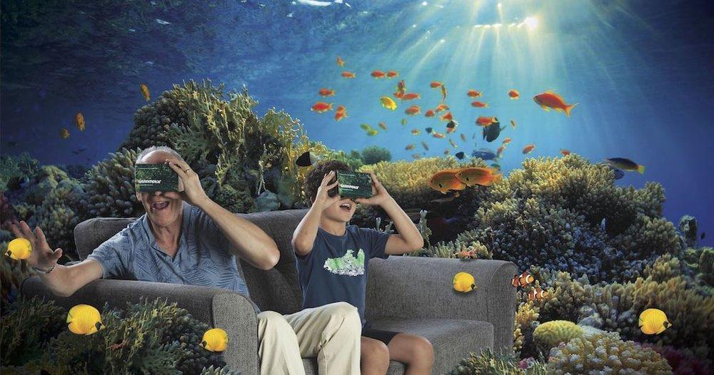 Greenpeace VR Expolorers app