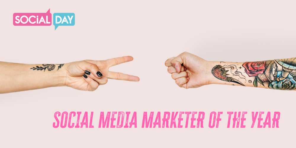 FInd out who made the shortlist for Social Media Marketer of the Year.