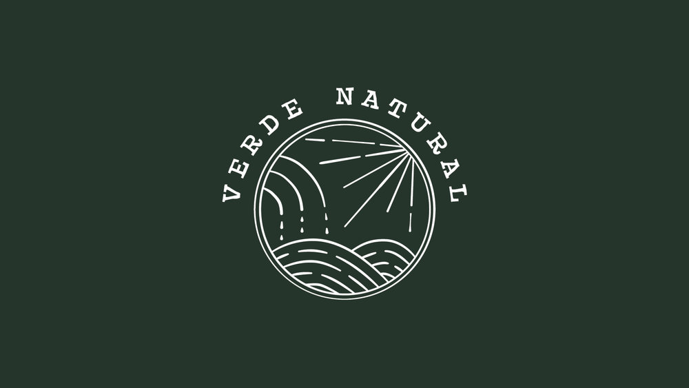 VERDE NATURAL  Strategy | Branding