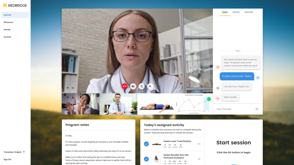 MedBridge | Selected Projects - MedBridge is an online continuing education platform for healthcare professionals. I am responsible for all of the user research, UX, visual, and interaction design for my products. REQUEST PASSWORD