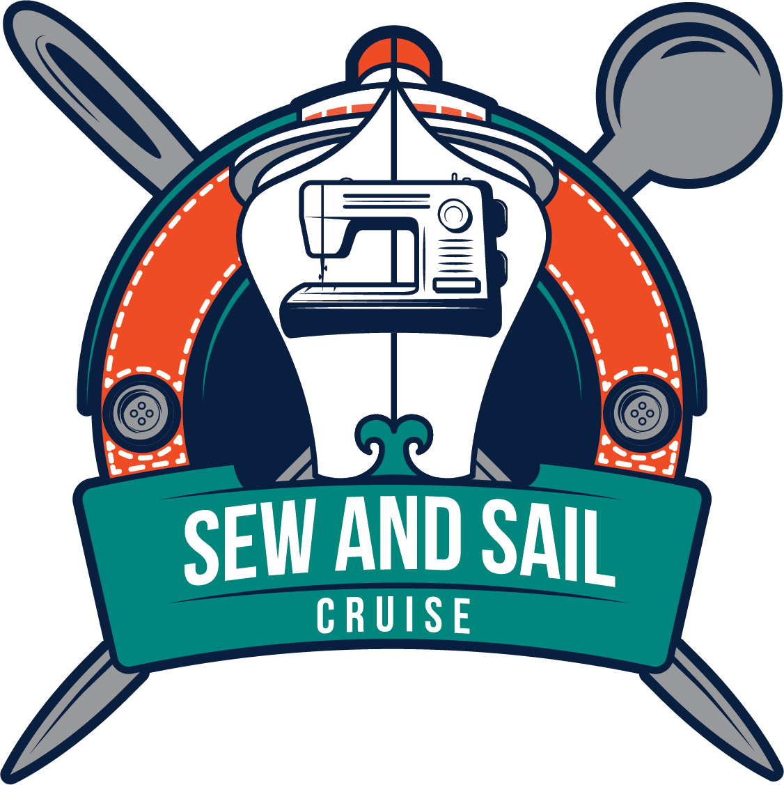 SEW AND SAIL CRUISE