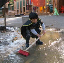 Water Play   Water play encourages measurement, sensory experiences, observation and prediction