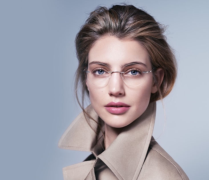 Silhouette - Excellent design and high-quality materials create a clarity of design that expresses the individuality of the people who wear them. Silhouette has been made in Austria since 1964 and have remained unparalleled for quality. Their rimless designs are sturdy and disappear on your face. A must for people who hate the feeling or look of glasses on their face.Mike, our Master Optician, specializes in finding the right shape, size, style and colour for your face. He then edges your lenses in-house so that they are as thin and light as possible. After decades of making up these glasses Mike has many tricks to have them, and you, look their best.