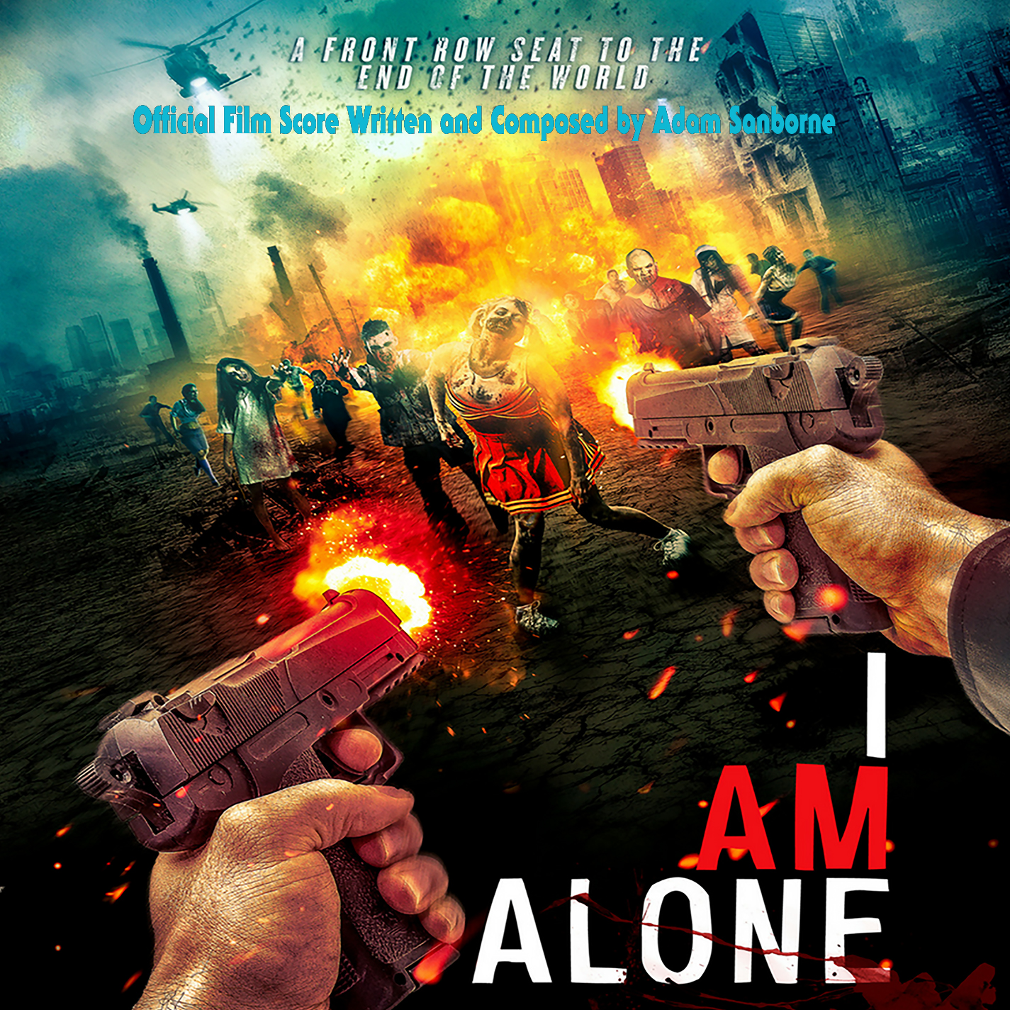 I Am Alone The Movie