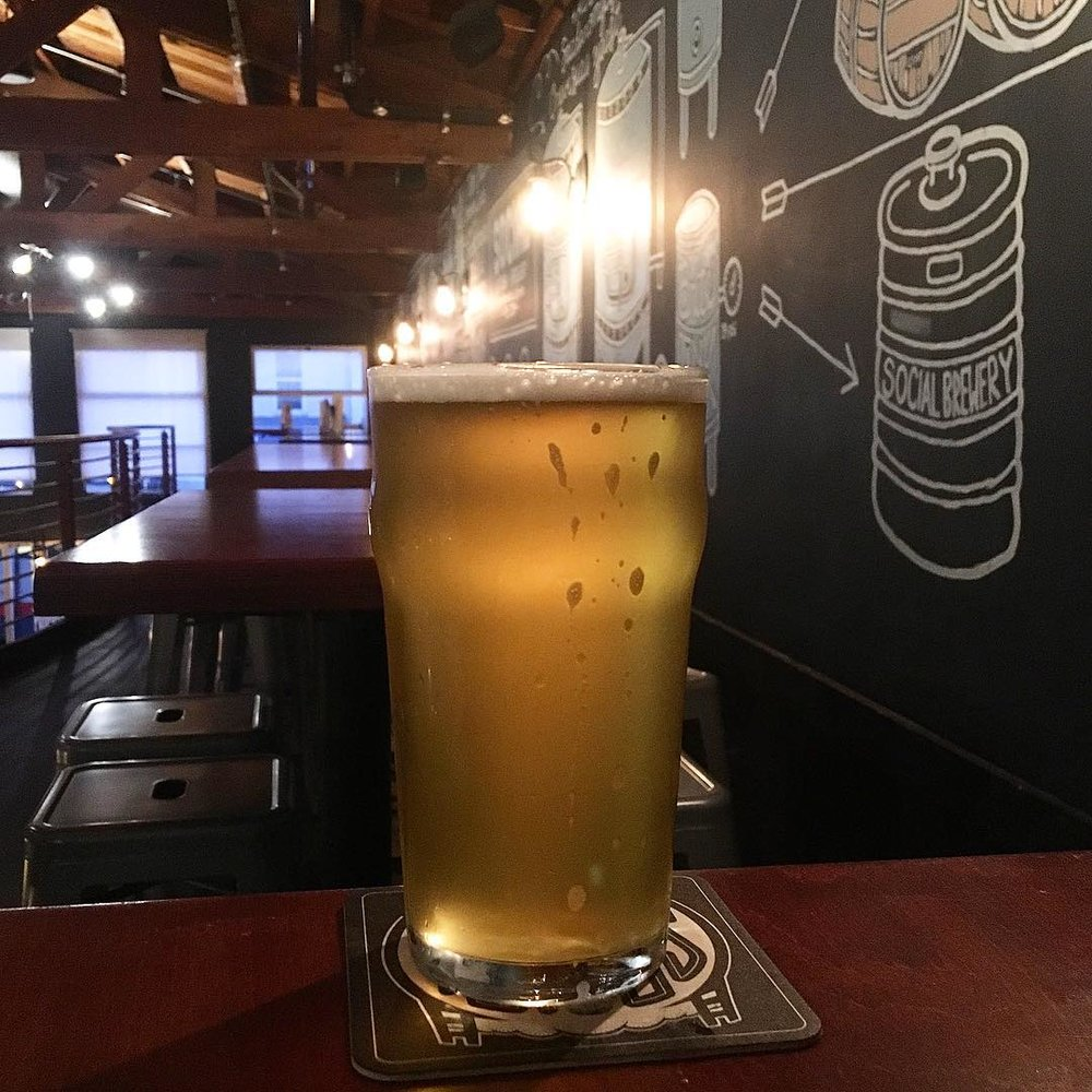 A Picture of Hop Champagne Extra Brut IPA