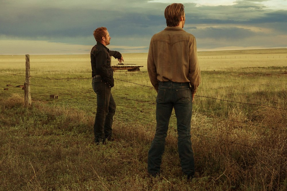 Hell or High Water - Film Review