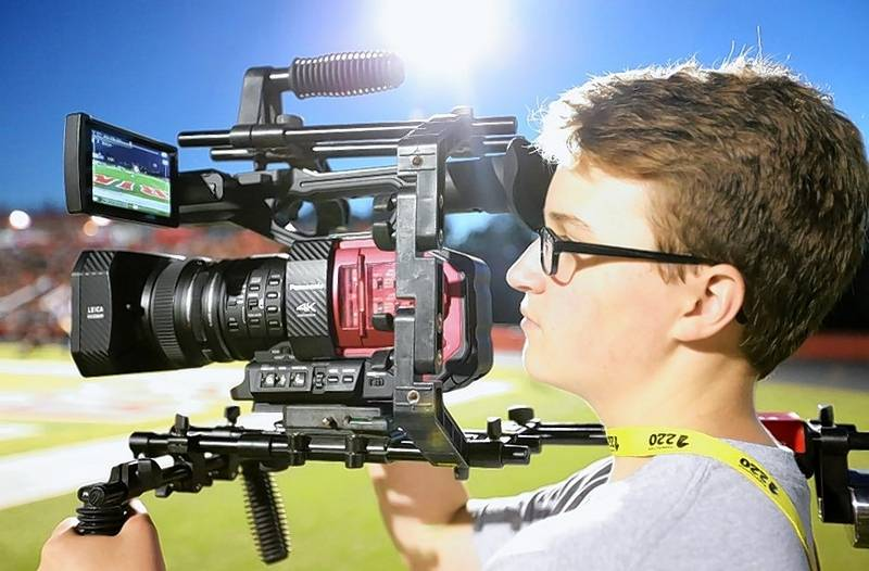 Barrington High TV students to get $140,000 news van - read more