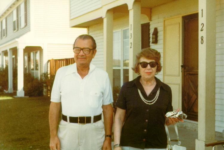 "Papa & Mama ""Shades"" Goodwin"