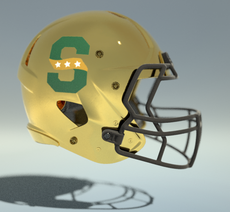 FOOTBALL HELMET DRAFT