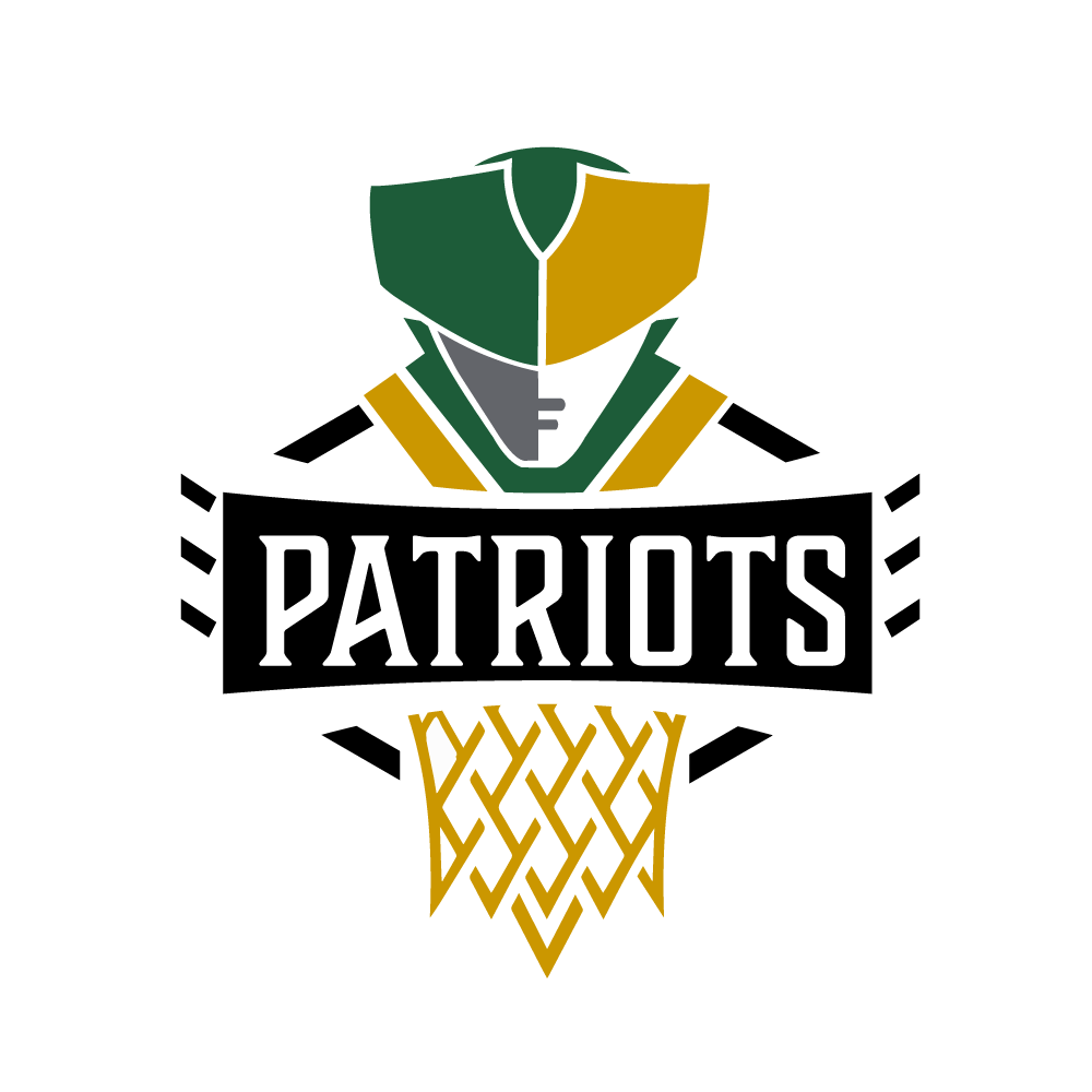 BASKETBALL LOGO DRAFT