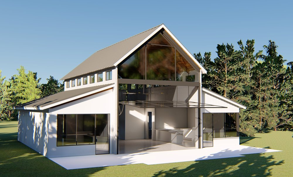 Sweetwater Farm Estate - Custom Residence