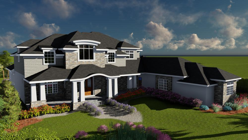 Island Estates - Custom Residence