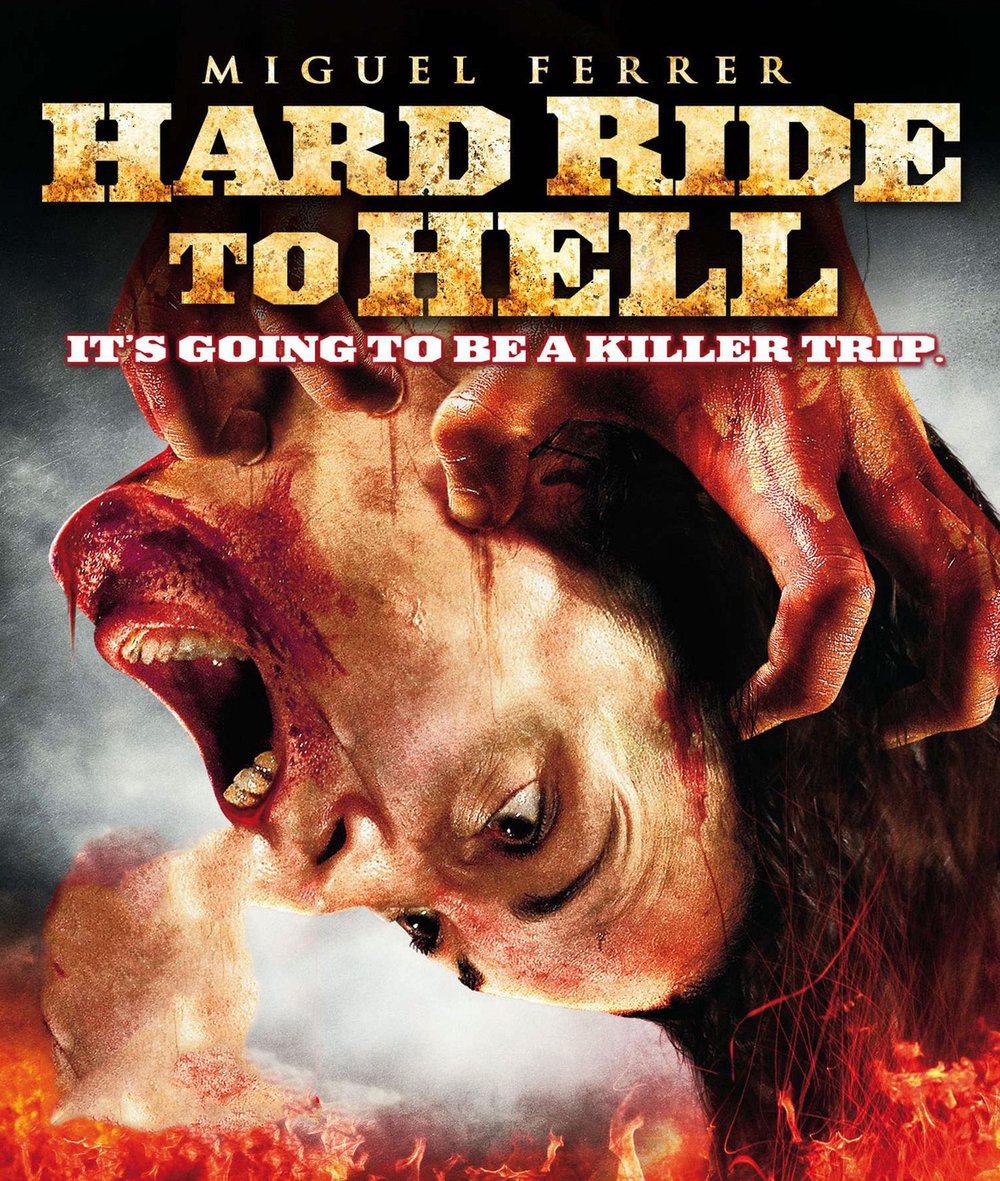 Hard Ride To Hell | Poster