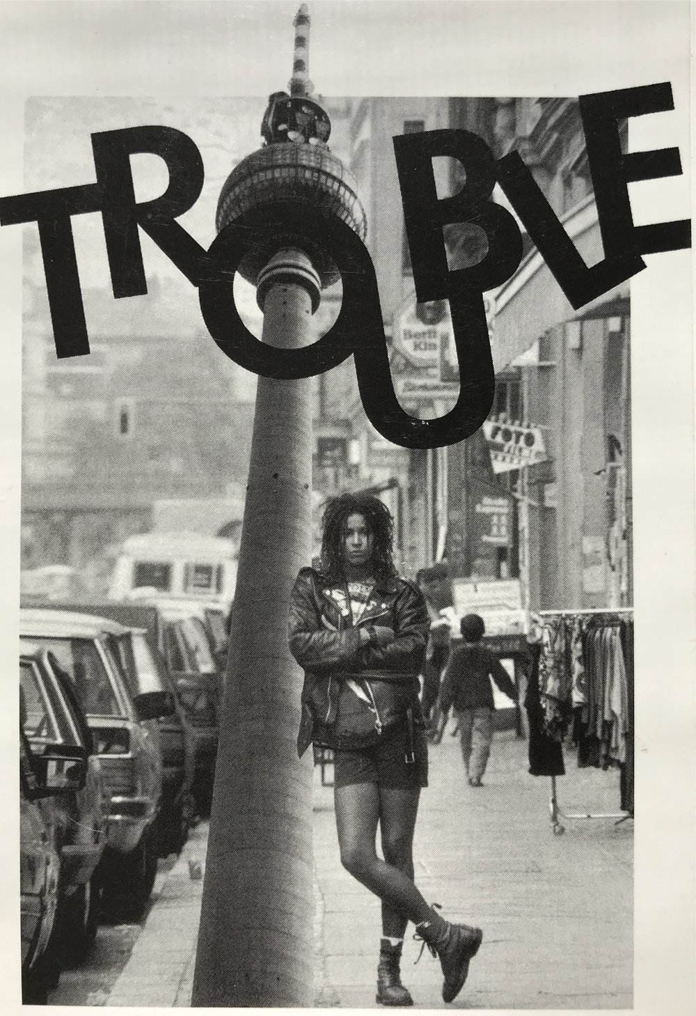 Trouble | Poster
