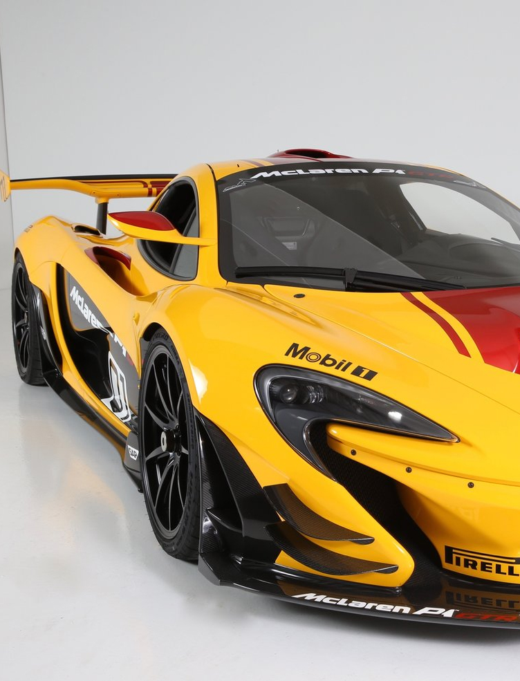Year: 2016Make: McLarenModel: P1 GTRVin: #01Mileage: 900Horsepower: 986Top Speed: 225 mph0-60: 2.4 SecondsEU Street Legal: YES -