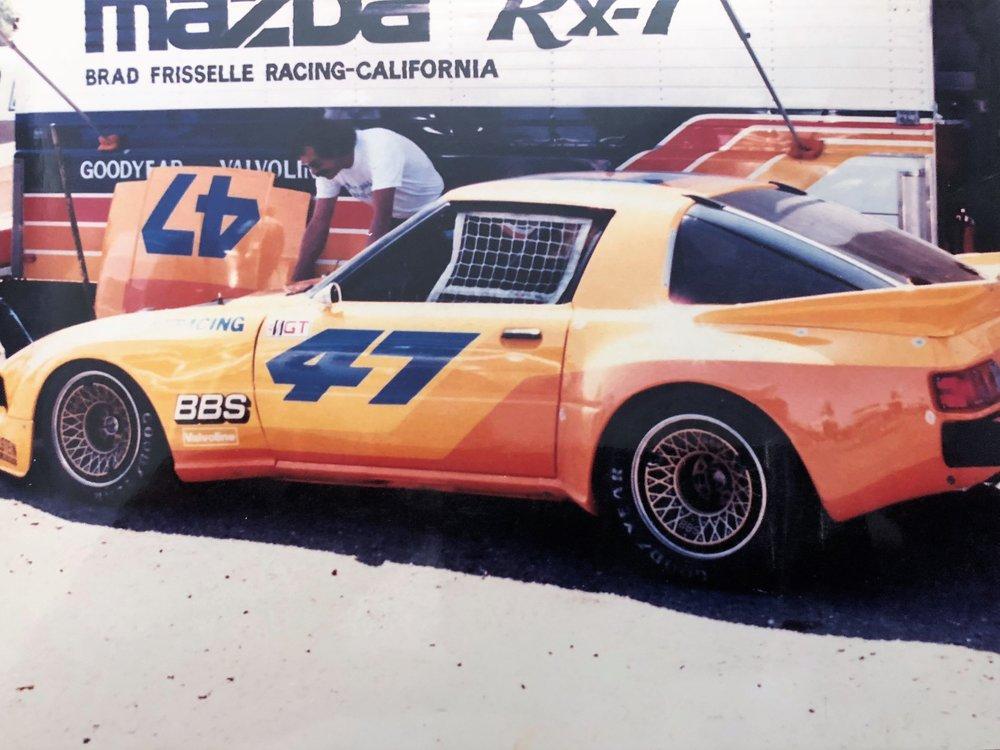 19XX Mazda RX-7