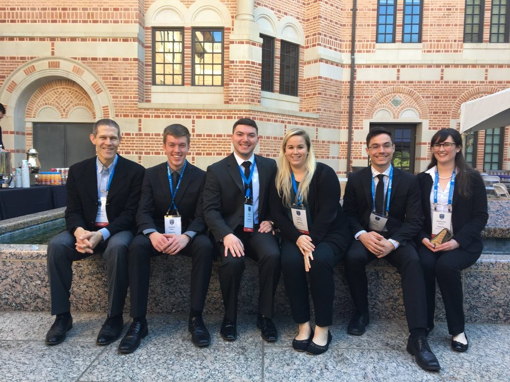 Rice University Business Plan Competition - OmniVis heads down to Rice University as part of their prestigious business plan competition winning their challenge round!