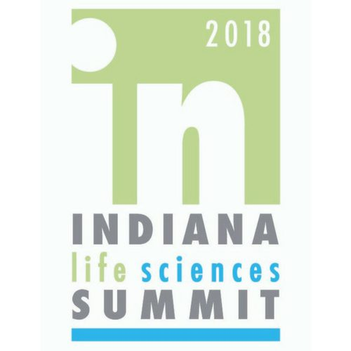 Indiana Life Sciences Summit 2018 - October 2018 - OmniVis takes home 2nd place at BioCrossroad's New Venture Competition.