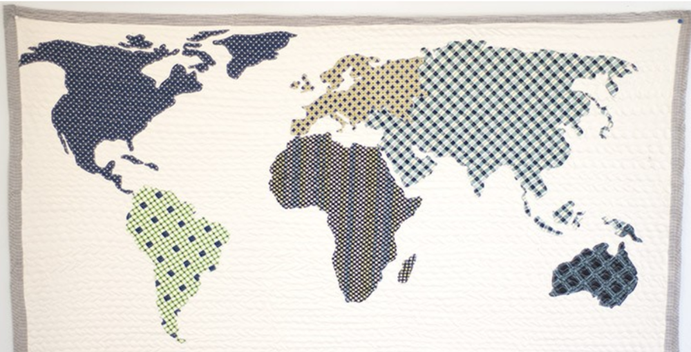 A Patchwork Quilt Journey - I feel an intrinsic need to make a positive difference in the world but have too many ideas of what that could mean. Read More.