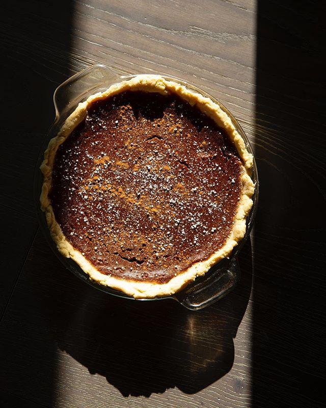 also made my first pumpkin pie !!! Mama was cooooookin