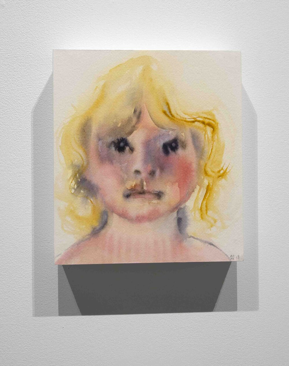 untitled (blonde girl)