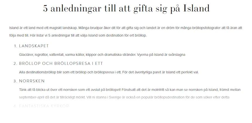 Sisters in law om bröllop på Island. Bröllopsvideograf Josef Runsten