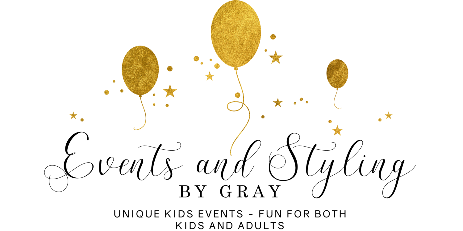 EVENTS AND STYLING BY GRAY