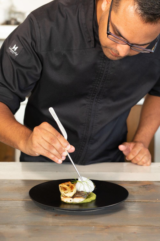 Chef Dhanesh