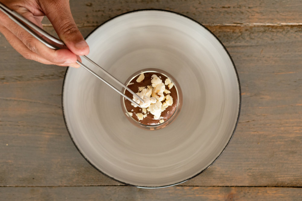 DARK CHOCOLATE | SALTED POPCORN | RON  RINCON
