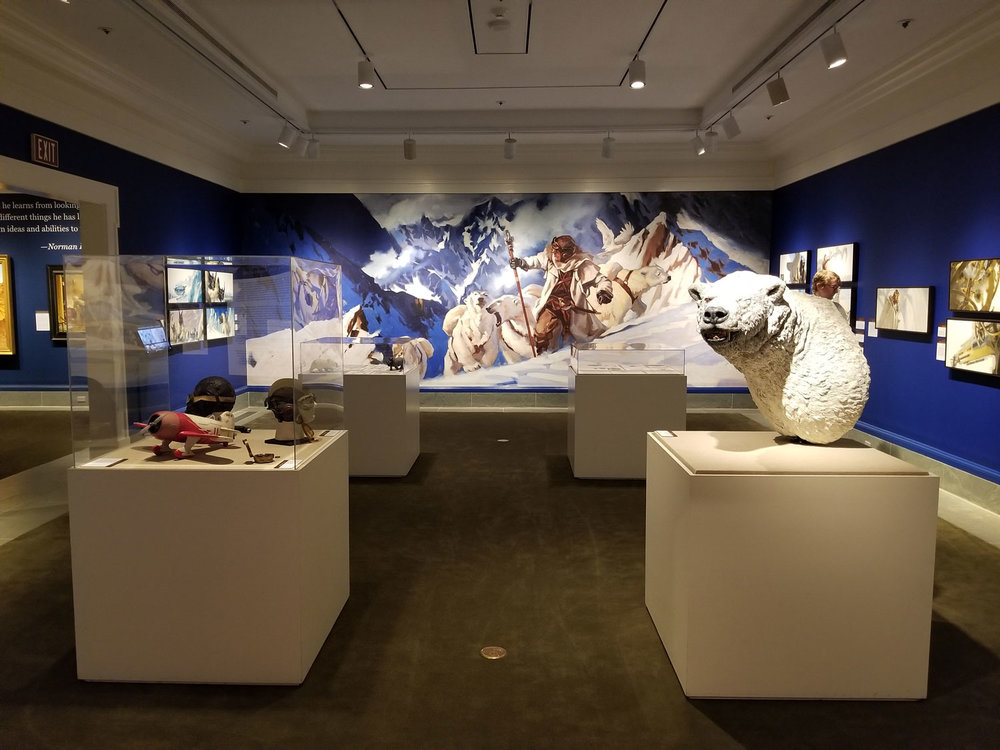 Greg-Manchess-Norman-Rockwell-Museum-Above-the-Timberline-Show.jpg