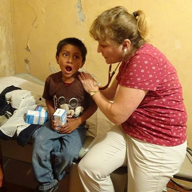 I have been back in Delaware for about a week from the medical missions trip I led to Guatemala. We were able to work with so many patients while we were there. From sick visits, to newborn checkups, to prescribing glasses at vision appointments, we never know what types of needs will show up at the clinic door and it keeps me on my toes as a physician. I love these people and want to do whatever I can to help improve their lives. Here are some pictures that show a bit of the work we did while we were there!