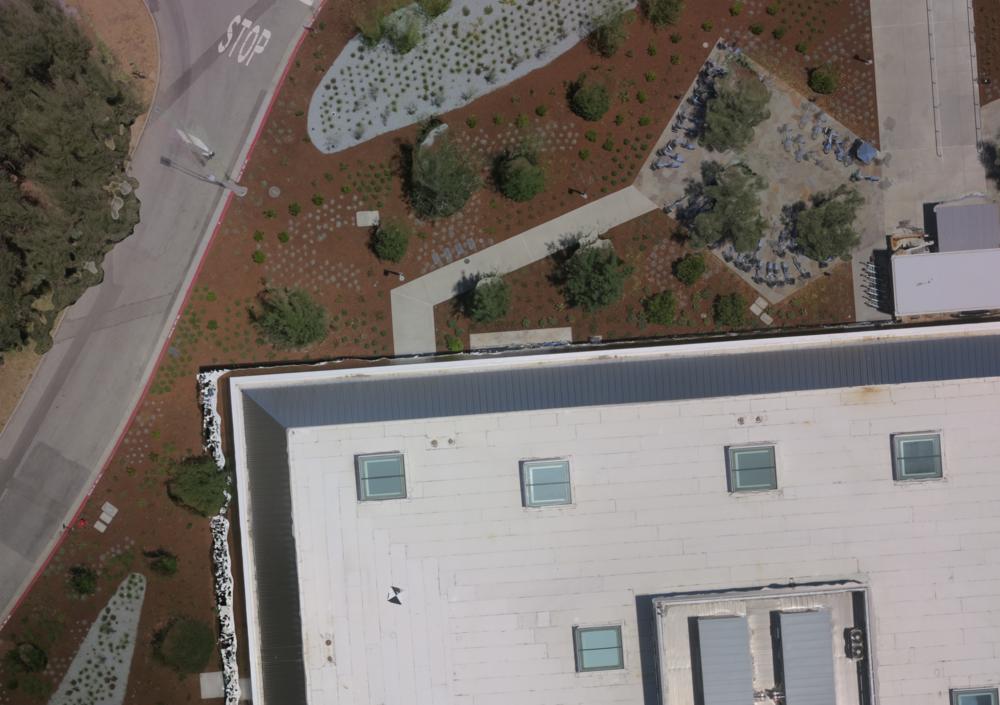 Menlo Park, CA - Rooftop Survey