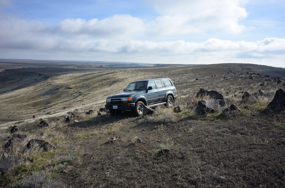 Grand View, ID - PV Topographic Survey and Hydro Analysis