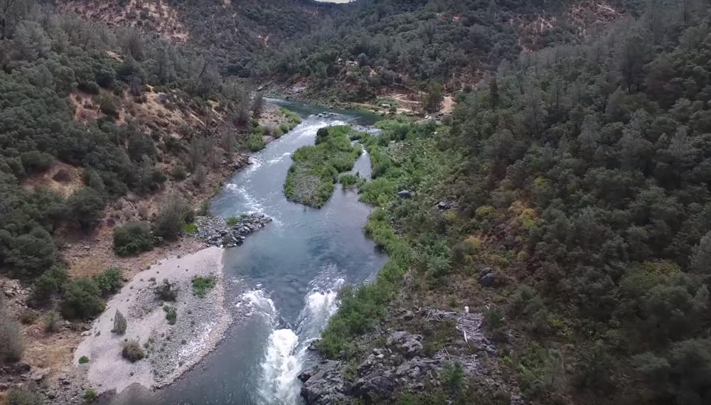 Yuba River, CA - Stream Restoration Monitoring