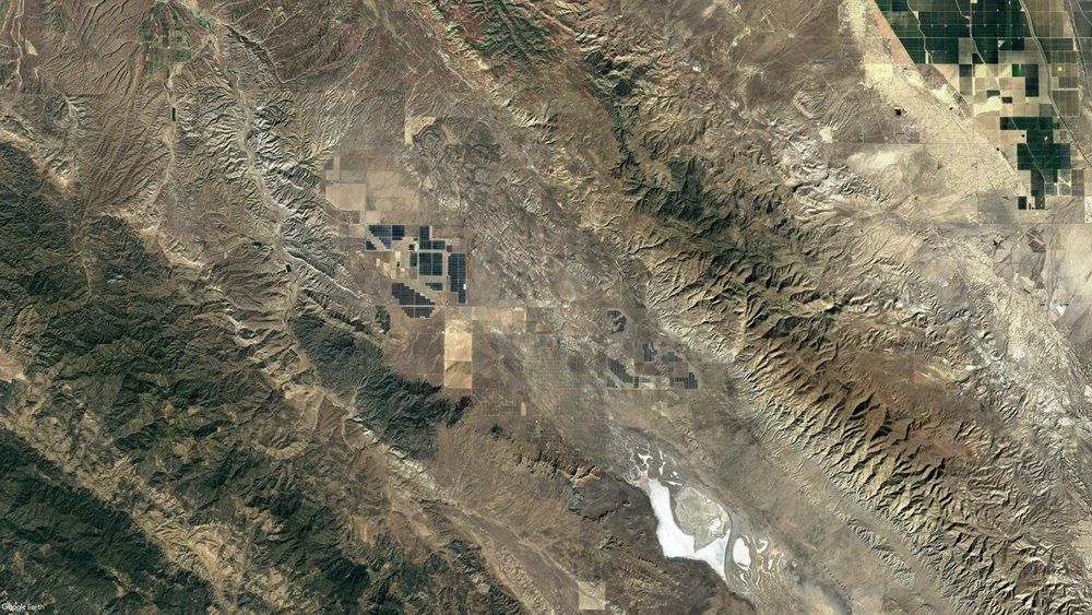 California Flats 280MW PV - On Call Surveying