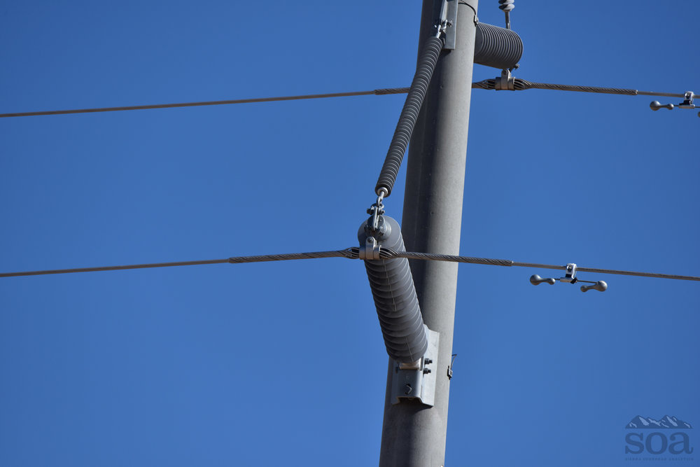 New Mexico - Power Pole Inspections
