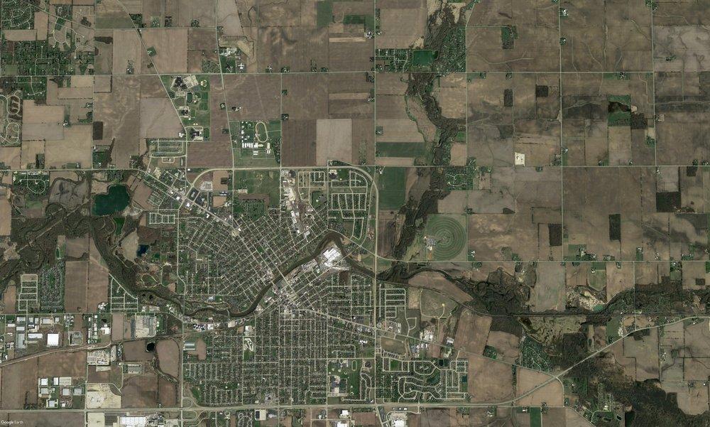 Illinois - Solar Landfill Surveys