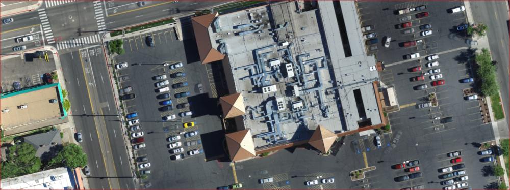 Reno, NV - As-Built Topographic Survey