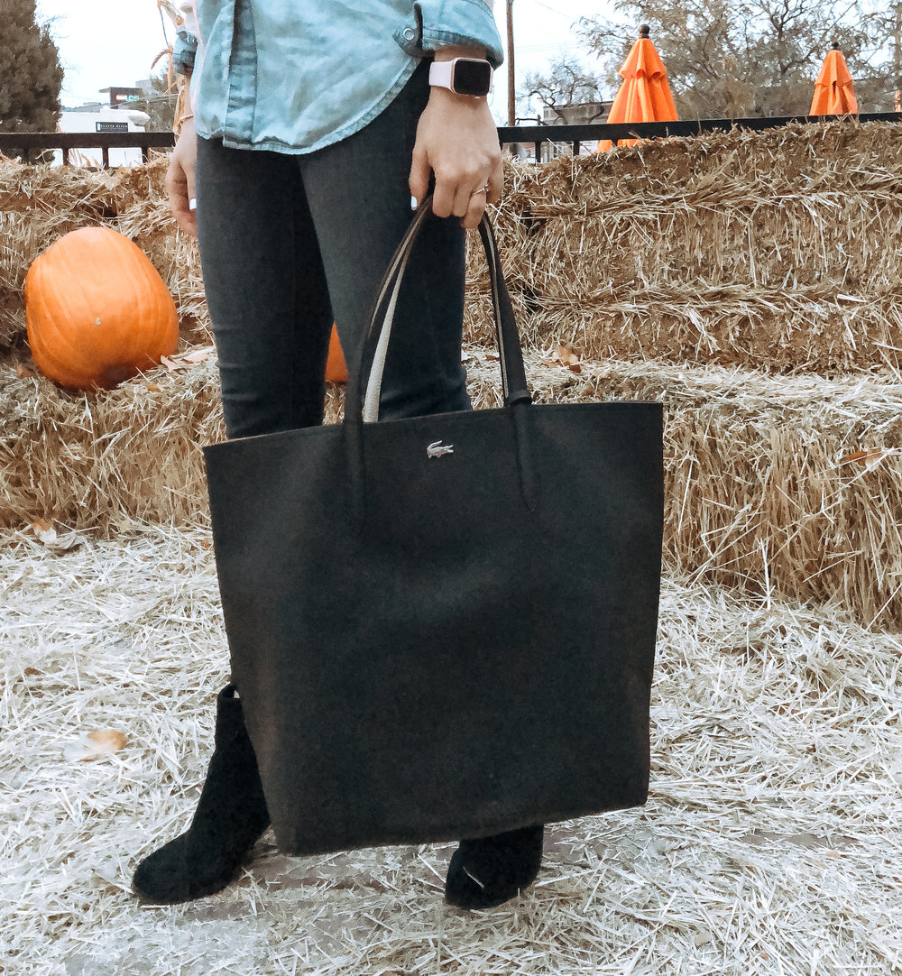 tote bags to take you from work to the weekend
