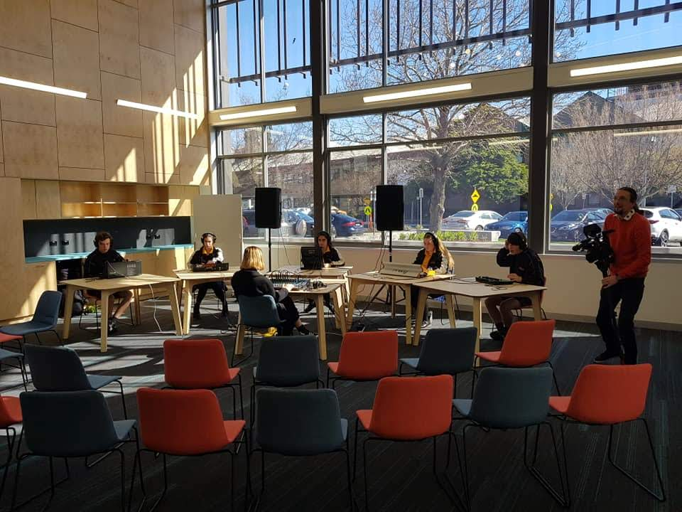 We were lucky enough to have a number of our students chosen to compose a piece of music and perform it at the official opening of the Whittlesea Tech School. click on the image to learn more!