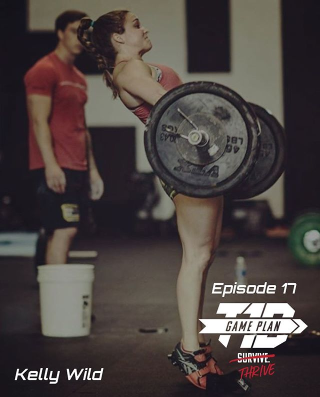 Episode 17 is live 💥💪🏒🏋️‍♀️ ————————————————— I had a great talk with T1D athlete, Kelly Wild(@kellywild8). Kelly excelled in various sports winning a world championship with Team USA Hockey and playing hockey for the Ohio State University before transitioning to CrossFit. Kelly would make it to the CrossFit Games, the competition to find the fittest athletes on Earth, three times. Kelly is now focused on competitive Olympic weightlifting. Listen in now! ————————————————— #diabeticathlete #t1dathlete #lifestyle #gameplant1d